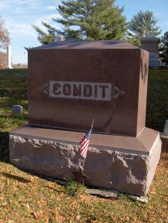 CONDIT, FAMILY - Jones County, Iowa | FAMILY CONDIT