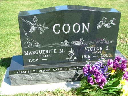 COON, VICTOR STANLEY