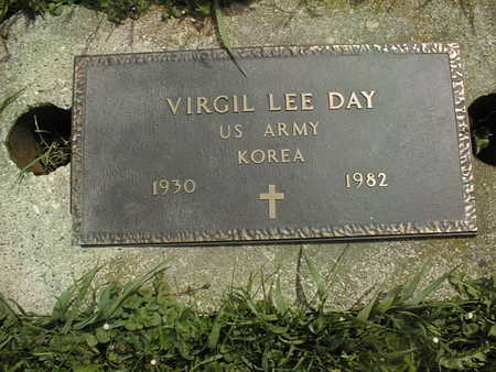 DAY, VIRGIL LEE - Jones County, Iowa | VIRGIL LEE DAY