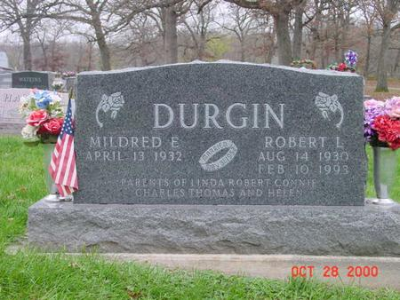 DURGIN, ROBERT LAWRENCE - Jones County, Iowa | ROBERT LAWRENCE DURGIN
