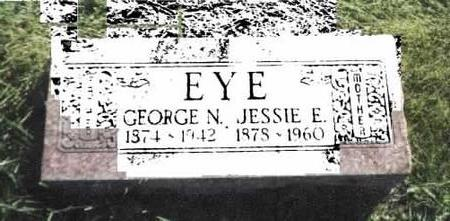 EYE, JESSIE - Jones County, Iowa | JESSIE EYE