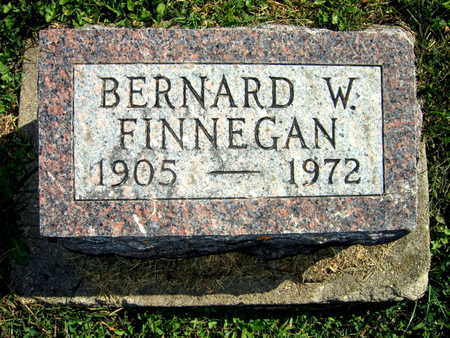 FINNEGAN, BERNARD W. - Jones County, Iowa | BERNARD W. FINNEGAN