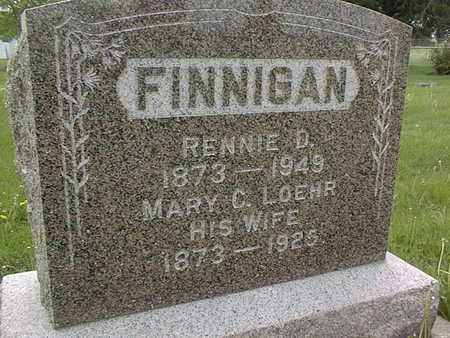 FINNIGAN, MARY C. - Jones County, Iowa | MARY C. FINNIGAN