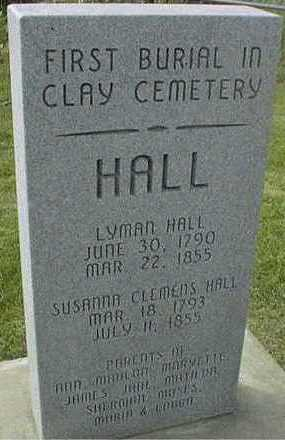 HALL, SUSANNA - Jones County, Iowa | SUSANNA HALL