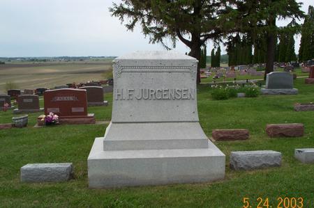 JURGENSEN, HANS - Jones County, Iowa | HANS JURGENSEN