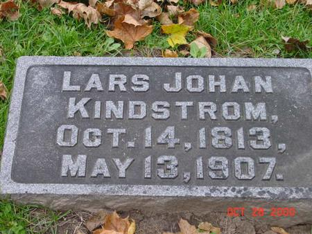 KINDSTROM, LARS JOHAN - Jones County, Iowa | LARS JOHAN KINDSTROM