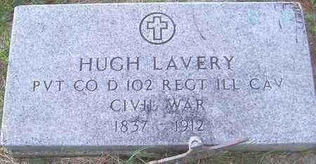 LAVERY, HUGH - Jones County, Iowa | HUGH LAVERY