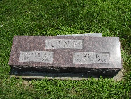 LINE, WILLIAM D. - Jones County, Iowa | WILLIAM D. LINE
