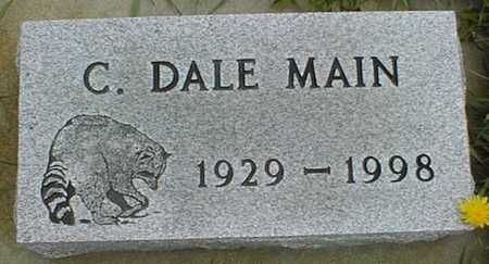 MAIN, C.DALE - Jones County, Iowa | C.DALE MAIN