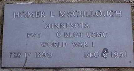 MCCULLOUGH, HOMER L. - Jones County, Iowa | HOMER L. MCCULLOUGH