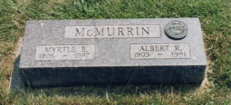 MCMURRIN, MYRTLE E. - Jones County, Iowa | MYRTLE E. MCMURRIN