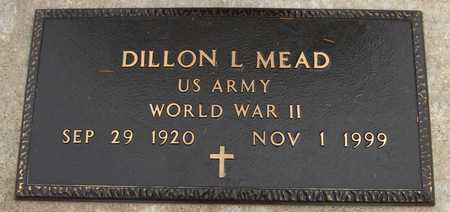 MEAD, DILLON L. - Jones County, Iowa | DILLON L. MEAD