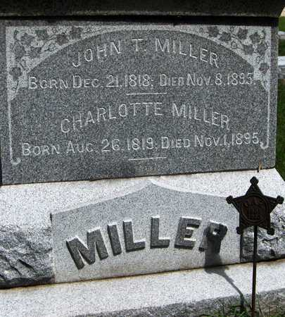 MILLER, JOHN T. - Jones County, Iowa | JOHN T. MILLER