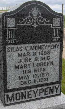 MONEYPENY, SILAS V. - Jones County, Iowa | SILAS V. MONEYPENY