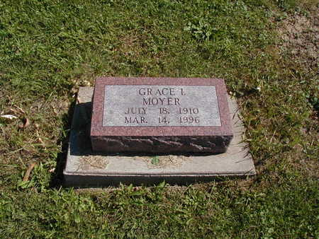 MOYER, GRACE I. - Jones County, Iowa | GRACE I. MOYER