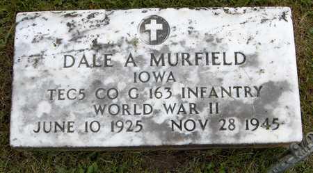 MURFIELD, DALE A. - Jones County, Iowa | DALE A. MURFIELD