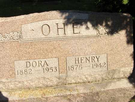 OHE, HENRY - Jones County, Iowa | HENRY OHE