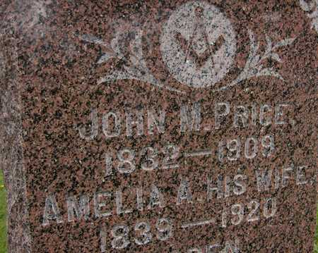 PRICE, AMELIA A. - Jones County, Iowa | AMELIA A. PRICE