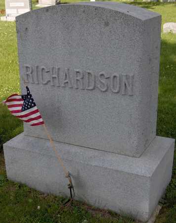 RICHARDSON, JOHN L. - Jones County, Iowa | JOHN L. RICHARDSON