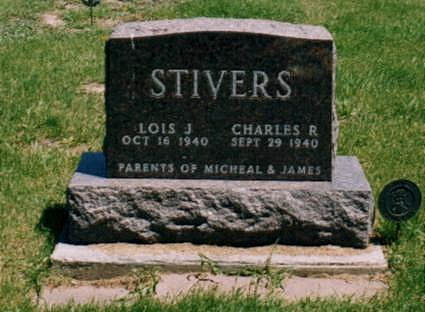 SCHERBAUM STIVERS, LOIS JEAN - Jones County, Iowa | LOIS JEAN SCHERBAUM STIVERS