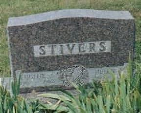 PECK STIVERS, HELEN MAR - Jones County, Iowa | HELEN MAR PECK STIVERS