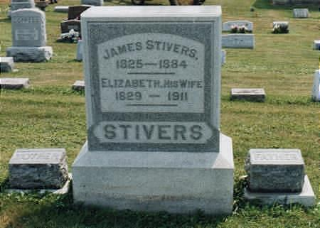 CLARK STIVERS, ELIZABETH - Jones County, Iowa | ELIZABETH CLARK STIVERS