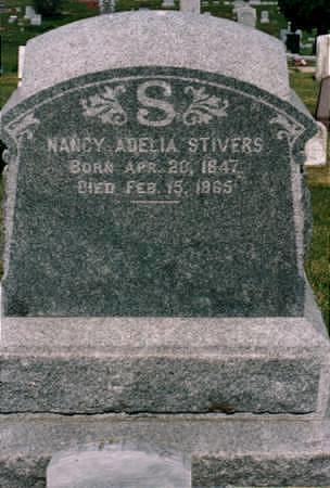STIVERS, NANCY - Jones County, Iowa | NANCY STIVERS