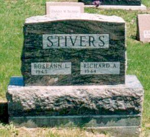 TAXBOX STIVERS, ROSEANN LOUISE - Jones County, Iowa | ROSEANN LOUISE TAXBOX STIVERS