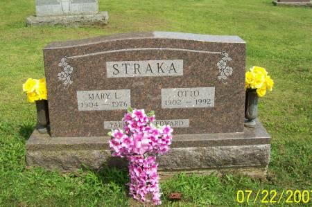 STRAKA, MARY - Jones County, Iowa | MARY STRAKA