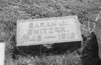 SHERMAN SWITZER, SARA J. - Jones County, Iowa | SARA J. SHERMAN SWITZER
