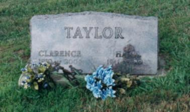 TAYLOR, CLARENCE  F. - Jones County, Iowa | CLARENCE  F. TAYLOR