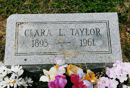 TAYLOR, CLARA - Jones County, Iowa | CLARA TAYLOR