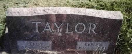 TAYLOR, LEROY - Jones County, Iowa | LEROY TAYLOR