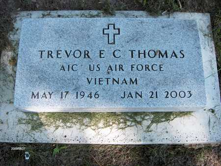 THOMAS, TREVOR - Jones County, Iowa | TREVOR THOMAS