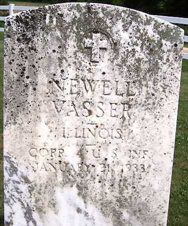 VASSAR, NEWELL - Jones County, Iowa | NEWELL VASSAR
