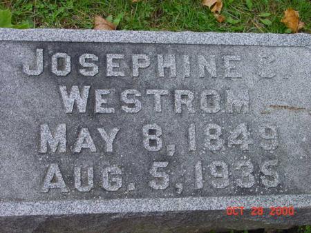 KINDSTROM WESTROM, JOSEPHINE KATHARINE - Jones County, Iowa | JOSEPHINE KATHARINE KINDSTROM WESTROM