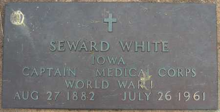 WHITE, SEWARD - Jones County, Iowa | SEWARD WHITE