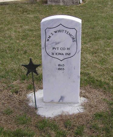 WHITTEMORE, WILLIAM S. - Jones County, Iowa | WILLIAM S. WHITTEMORE