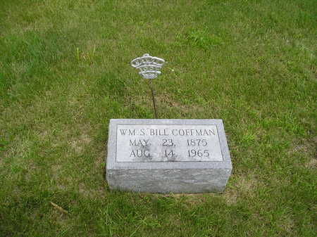 COFFMAN, WILLIAM S. - Keokuk County, Iowa | WILLIAM S. COFFMAN