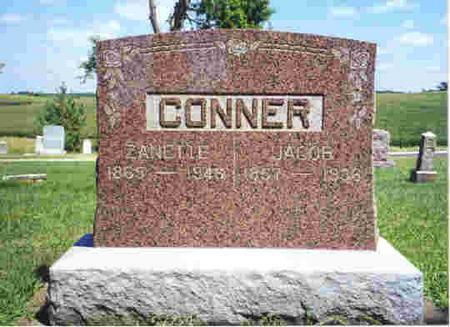 CONNER, JACOB - Keokuk County, Iowa | JACOB CONNER