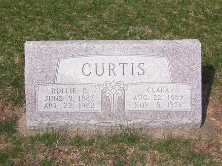 CURTIS, ROLLIE C. - Keokuk County, Iowa | ROLLIE C. CURTIS