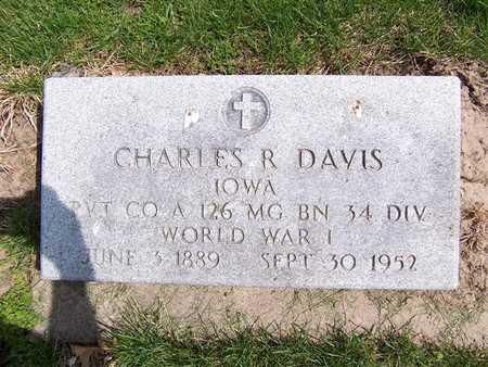 DAVIS, CHARLES R. - Keokuk County, Iowa | CHARLES R. DAVIS