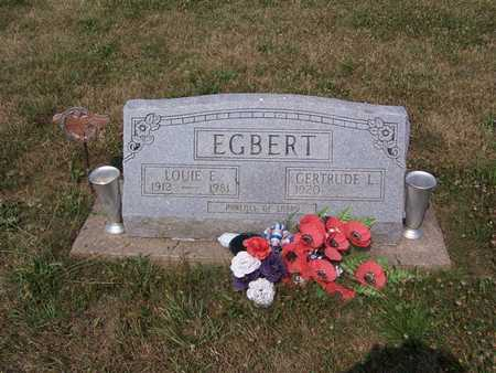RYALS EGBERT, GERTRUDE L - Keokuk County, Iowa | GERTRUDE L RYALS EGBERT