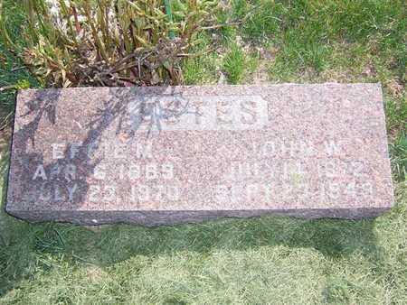 ESTES, JOHN W. - Keokuk County, Iowa | JOHN W. ESTES