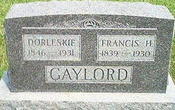 GAYLORD, DORLESKIE - Keokuk County, Iowa | DORLESKIE GAYLORD