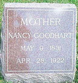 GOODHART, NANCY - Keokuk County, Iowa | NANCY GOODHART