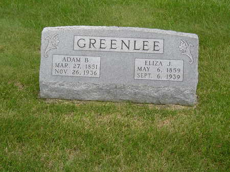 GREENLEE, ADAM BOTTOMFIELD - Keokuk County, Iowa | ADAM BOTTOMFIELD GREENLEE