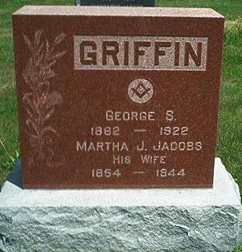 GRIFFIN, GEORGE S. - Keokuk County, Iowa | GEORGE S. GRIFFIN