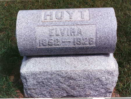 HOYT, ELVIRA RUTH - Keokuk County, Iowa | ELVIRA RUTH HOYT