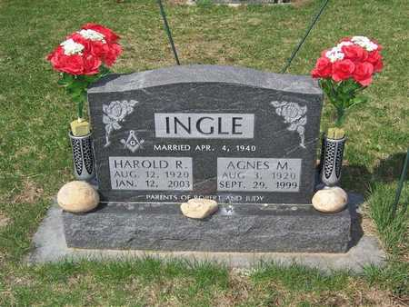 DAVIS INGLE, AGNES M. - Keokuk County, Iowa | AGNES M. DAVIS INGLE